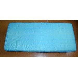 Návlek na matrac modrý CPE 10 ks