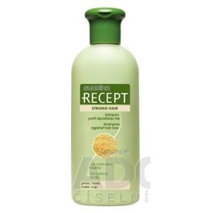 SUBRÍNA RECEPT STRONG HAIR šampón proti vypadávaniu vlasov 200 ml