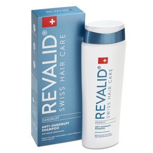 Revalid® šampón proti lupinám 250ml