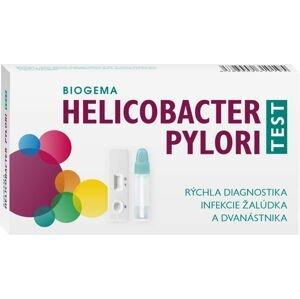 HELICOBACTER PYLORI TEST diagnostický test zo stolice 1 ks