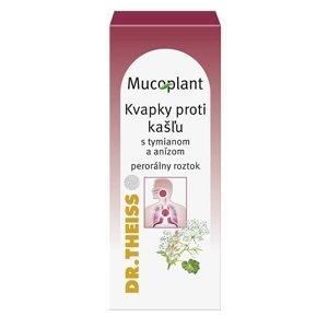 Mucoplant Kvapky proti kašľu sol por 30 ml