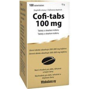 Vitabalans COFI-TABS 100 tbl