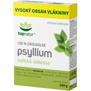 TopNatur Psyllium vláknina 180g