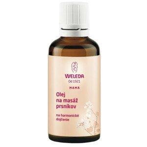 WELEDA Olej na masáž prsníkov 1x50ml