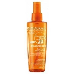 BIODERMA PHOTODERM BRONZ SPF30 suchý olej 200 ml