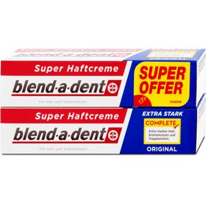 blend-a-dent EXTRA STARK ORIGINAL Duo pack 2x47 g