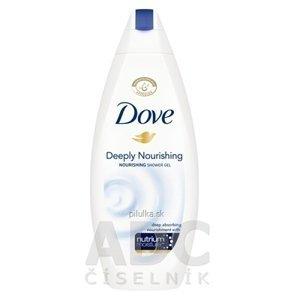 Dove Deeply Nourishing sprchovací gél 250 ml