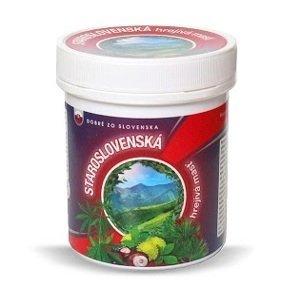 Dobré z SK STAROSLOVENSKÁ hrejivá masť masážny prípravok 250 ml