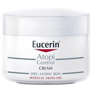 Eucerin AtopiControl KRÉM na tvár a telo pre suchú pleť 75 ml