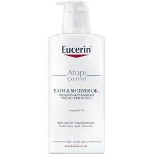 Eucerin AtopiControl sprchový olej pre suchú pleť 400ml