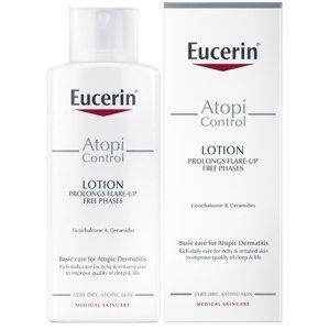 Eucerin AtopiControl Telové mlieko pre suchú pleť 250 ml
