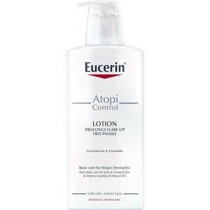 Eucerin AtopiControl Telové mlieko pre suchú pleť 400 ml