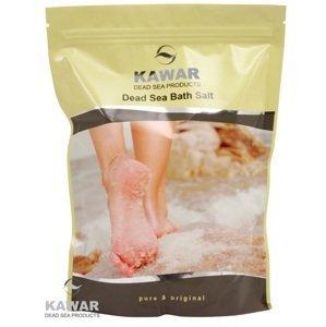 Kawar Kúpeľová soľ z Mŕtveho mora 600g