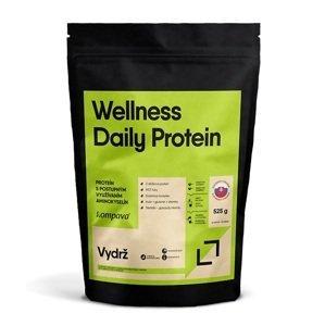 kompava Wellness Protein Daily prášok, príchuť kokos a čokoláda 525g