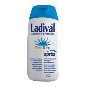 LADIVAL Children - apres - mlieko po opaľovaní 200 ml