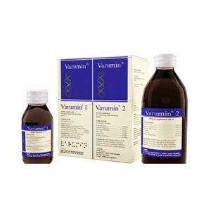 Varumina Varumin 2 perorálny roztok, 50 ml + 200 ml,