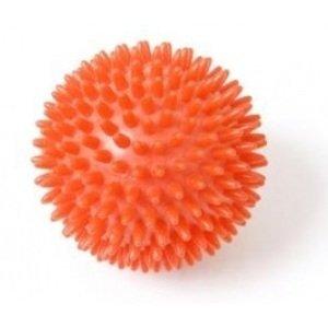GYMY MASÁŽNA LOPTIČKA - ježko 6 cm oranžová, priemer 6 cm ks