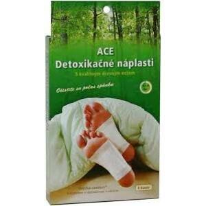 ACE detoxikačné náplasti ANEŽKA CENTRUM 8ks