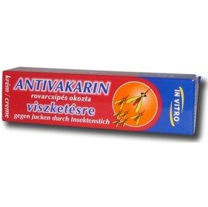 Antivakarin krém po štipnutí hmyzom 20g