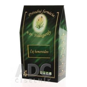 Prír. farmácia ČAJ HEMOROIDOV bylinný 60 g