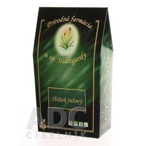 Prírodná farmácia Ibištek ružový kvet bylinný čaj 30 g