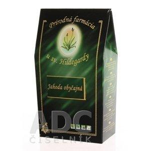 Prír. farmácia JAHODA OBYČAJNÁ list bylinný čaj 30 g