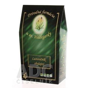 Prír. farmácia LASTOVIČNÍK OBYČAJNÝ vňať bylinný čaj 40 g