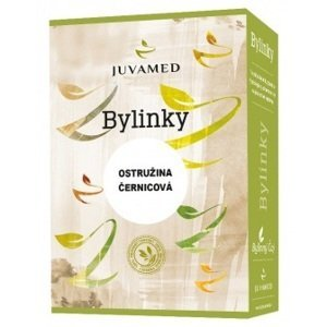 Juvamed čaj sypaný Ostružina Černica+list, 40g