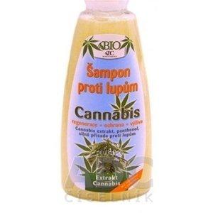 BIO Cannabis Šampón proti lupinám 260 ml