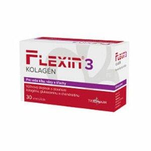 FLEXIN 3 KOLAGÉN granulát vo vrecúškach na prípravu nápoja 30 ks
