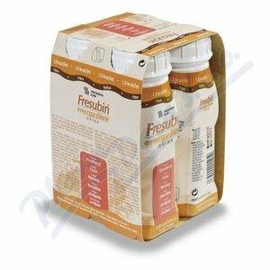 Fresubin ENERGY FIBRE DRINK EasyBottle príchuť jahodová 4x200 ml