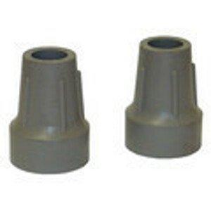 Nadstavec na kovovú barlu 18mm/čierna