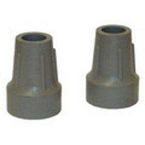 Nadstavec na kovovú barlu 18mm/šedá