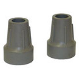 Nadstavec na kovovú barlu 20mm/šedá
