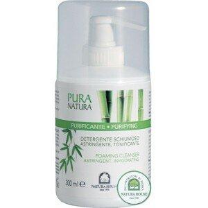 NH - PURA NATURA Purifying čistiaci gél na tvár a telo, 1x300 ml