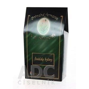 Prír. farmácia ŠVÉDSKE BYLINY bylinný čaj 1x50 g