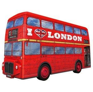 Ravensburger Londýnsky autobus 216 dielikov