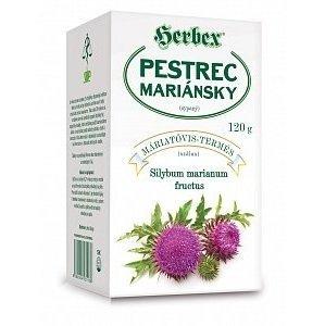 HERBEX SILYBUM MARIÁNSKE Sypaný čaj 120g