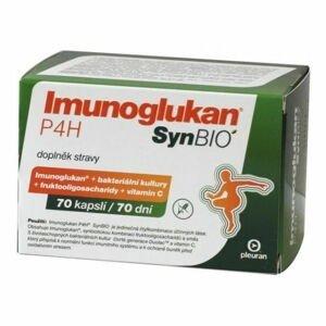 Imunoglukan P4H SynBIO cps 70 ks