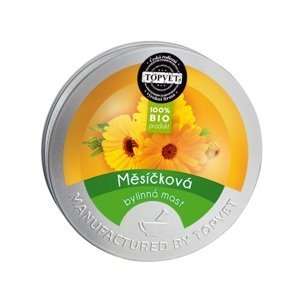 TOPVET NECHTÍKOVÁ masť bylinná 50 ml