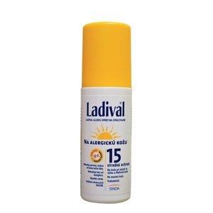 LADIVAL Allerg 15LF spray sprej na ochranu kože pred slnkom 150ml
