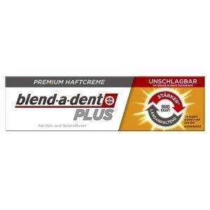 blend-a-dent PLUS DUO Power NEUTRAL premium fixačný dentálny krém 40 g