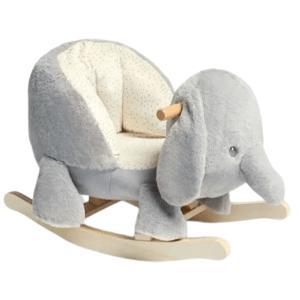 Mamas&Papas Hojdací slon Ellery