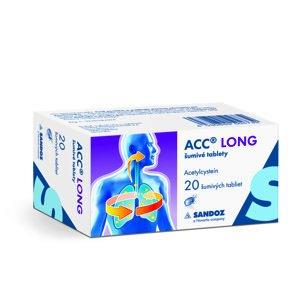 ACC LONG tbl eff 600 mg 20 ks