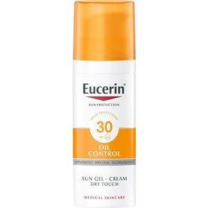 Eucerin SUN Oil Control SPF 30 ochranný krém na opaľovanie na tvár 50 ml