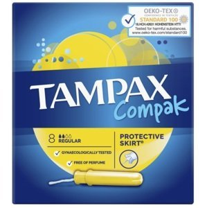 Tampax Compak Regular 8ks