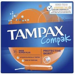 Tampax Compact Super plus 16ks