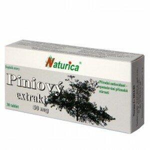 Naturica PÍNIOVÝ EXTRAKT 50 mg 30 tbl
