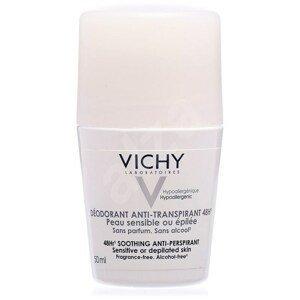 Vichy Deo Anti-Transpirant Roll-on na citlivú pokožku 50ml