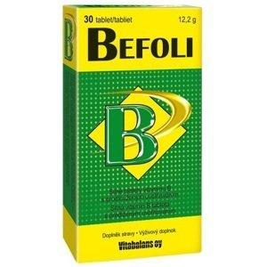 Vitabalans BEFOLI DISPLEJ tbl 15x30 ks, 1x1 set